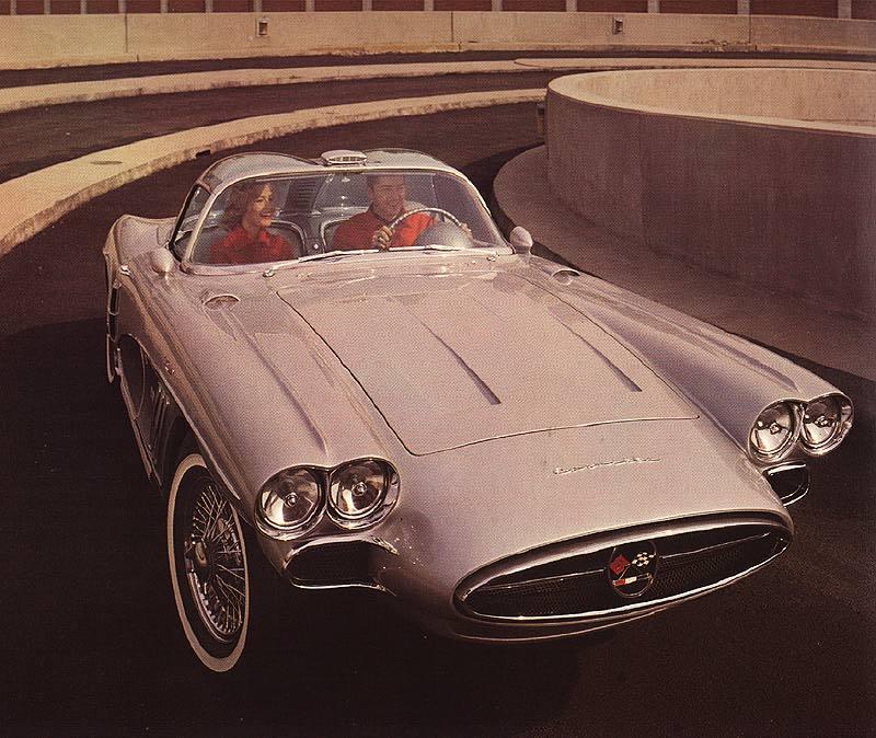1958 Chevrolet Corvette XP-700