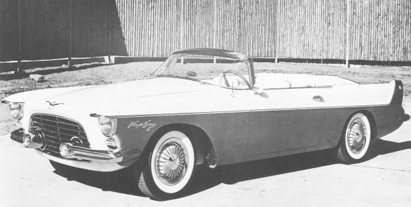 1955 Chrysler Flight-Sweep I