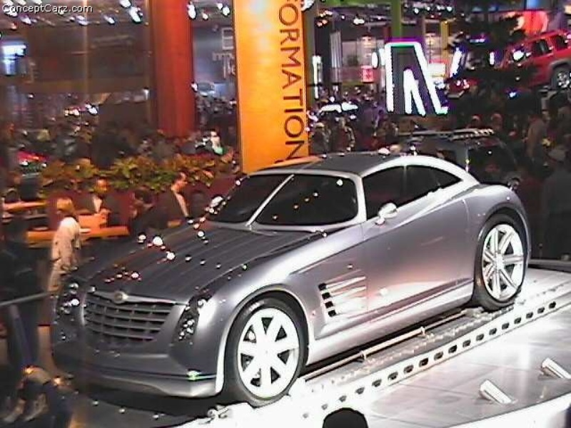 2001 Chrysler Crossfire Concept Image Photo 88 Of 97