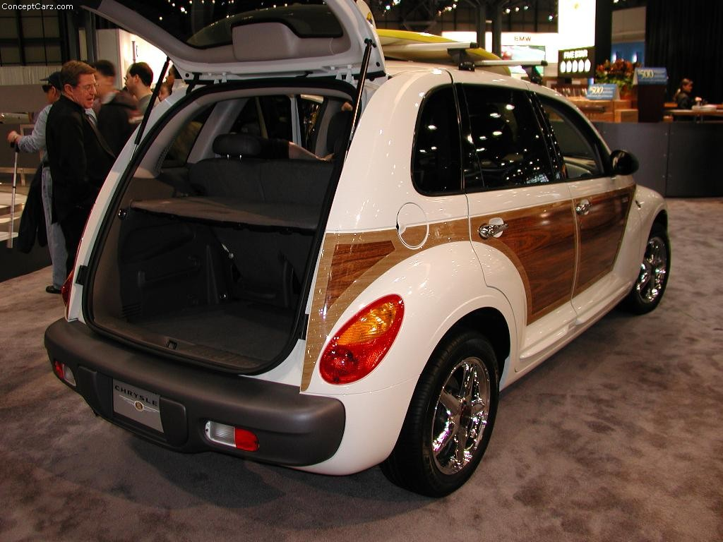 Chrysler Pt Cruiser Nyc K
