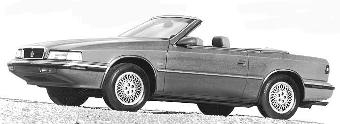 1988 Chrysler TC