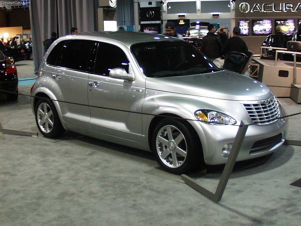 Auction Results And Sales Data For 2001 Chrysler Pt Cruiser Conceptcarz Com