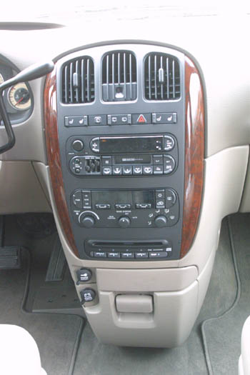 2003 Chrysler Town And Country Lx Image Https Www