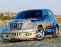 2001 Chrysler Modified PT Cruisers image.