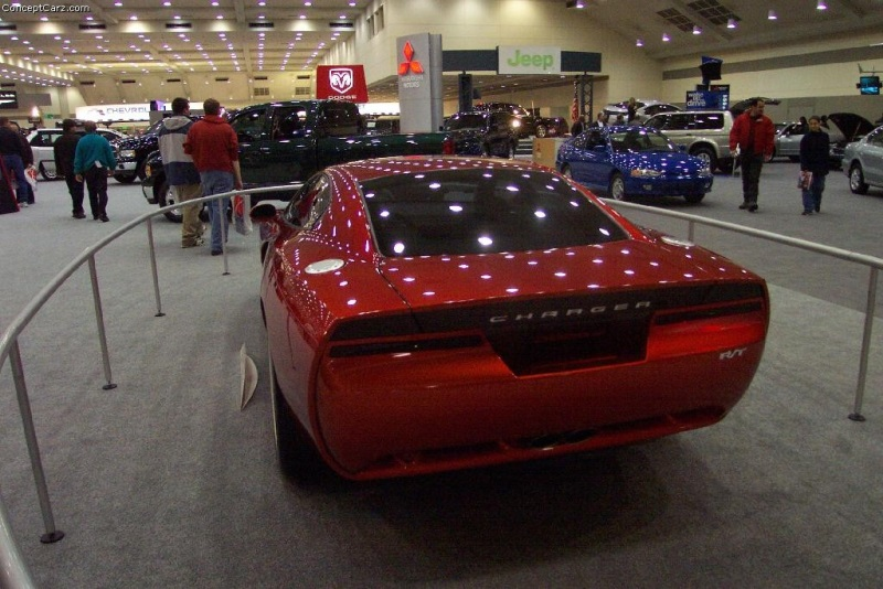 1999 Dodge Charger Rt Concept History Pictures Value Auction