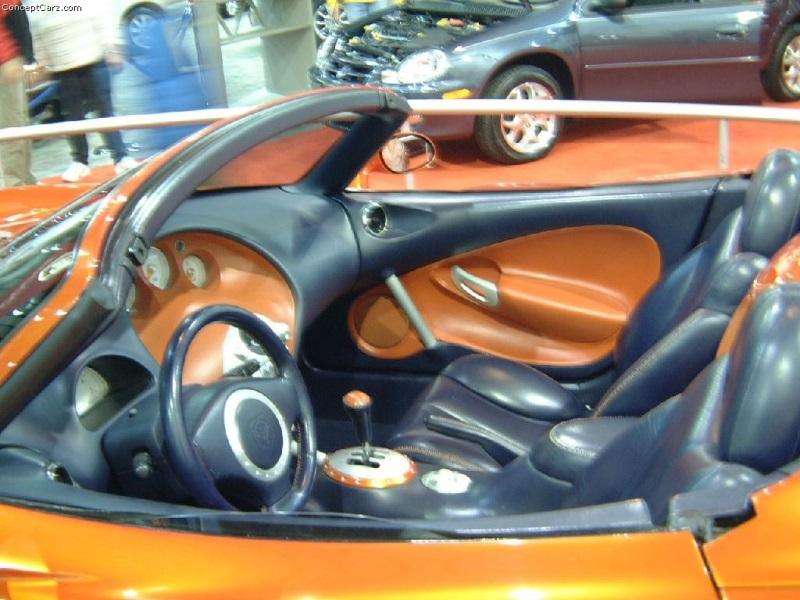 1998 Dodge Copperhead