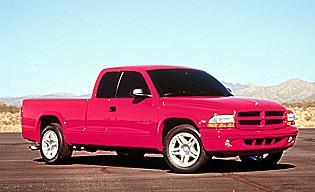 1999 dodge dakota weight