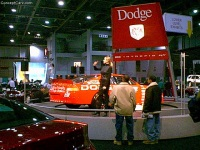 2001 Dodge Intrepid Stocker image.