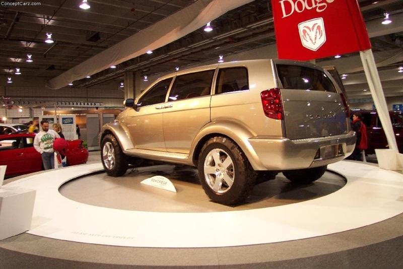 2001 Dodge Powerbox Concept Image Photo 7 Of 13