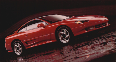 1991 Dodge Stealth Rt Turbo Image Https Www Conceptcarz