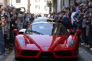 Ferrari Tribute to Mille Miglia