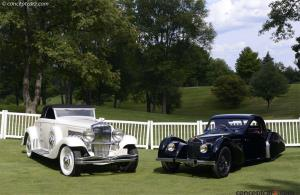 Concours d'Elegance of America at the Inn at St. John's