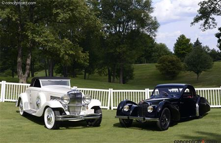 Concours d^Elegance of America at the Inn at St. John^s