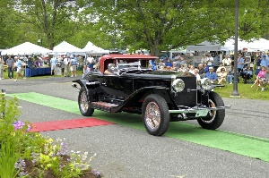 Concours d^Elegance of the Eastern United States