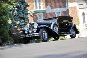 Glenmoor Gathering of Significant Automobiles