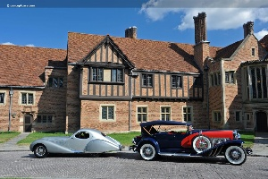 Concours d^Elegance of America at Meadow Brook