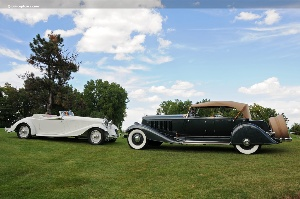 Concours d^Elegance of America at St. Johns