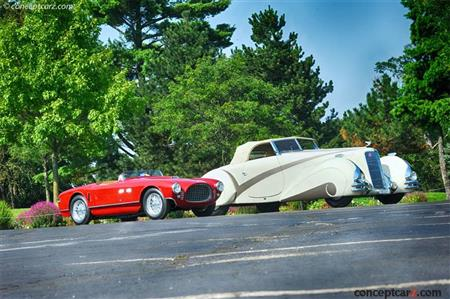 Concours d^Elegance of America at St. John^s