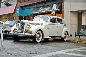 Walnut Street Invitational Car Show in Shadyside