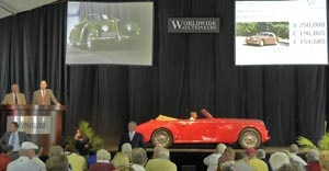 Hilton Head Sports & Classic Car Auction