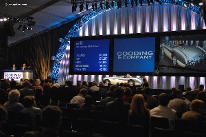 Pebble Beach Auction : Gooding & Company