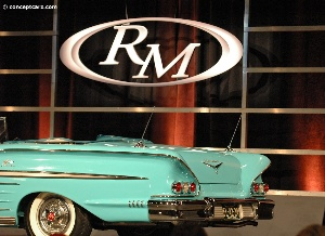 Vintage Motor Cars of Hershey by RM Auctions