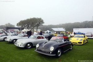 Cars and Coffee at Amelia Island