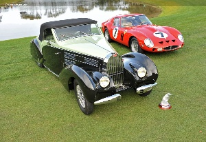 17th Annual Amelia Island concours d'Elegance