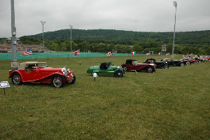Concours d'Elegance of the Eastern United States