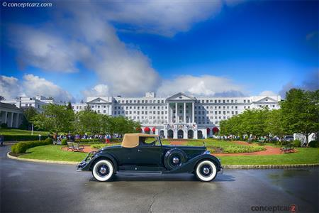 Greenbrier Concours