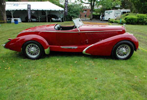 Greenwich Concours d' Elegance