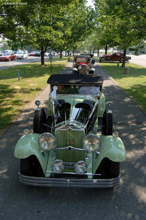 17th Annual Concours d^Elegance of the Eastern United States