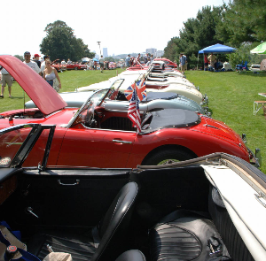 Pittsburgh Vintage Grand Prix Car Show