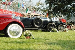 The 100 Motor Cars of Radnor Hunt