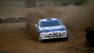 Susquehannock Trail Performance Rally