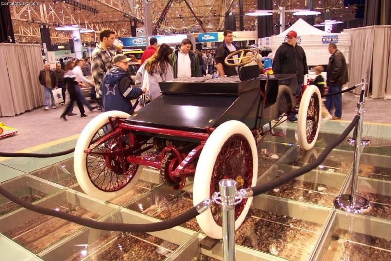 1902 Ford Model A | conceptcarz.com