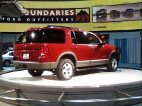 2002 Ford Explorer image.