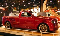 2001 Ford F-150 Lightning Rod image.