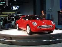 2001 Ford Thunderbird image.