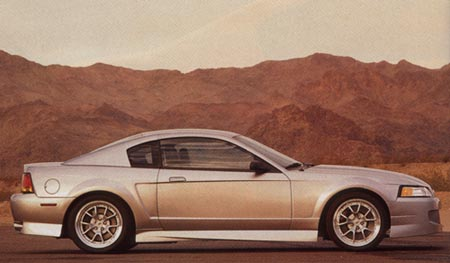 1999 Ford Mustang Fr500 Image Https Www Conceptcarz Com