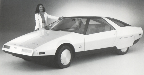 1979 Ford Probe I Pictures And Wallpaper
