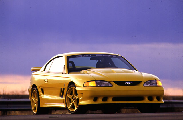 1997 saleen mustang pictures history value research. Black Bedroom Furniture Sets. Home Design Ideas