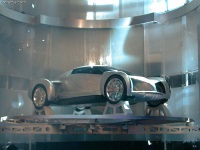 2002 GMC Autonomy Concept image.