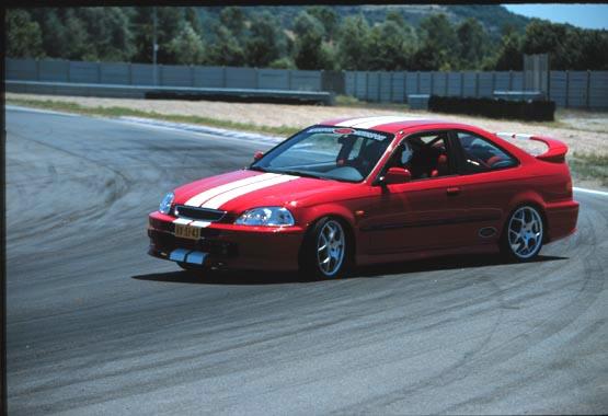 1997 Honda Civic Del Sol thumbnail image