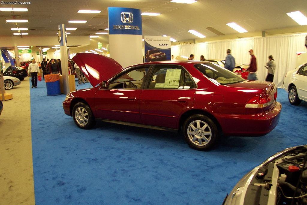2001 Honda Accord thumbnail image