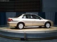 2001 Honda Accord image.