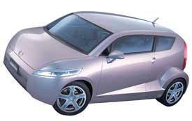 2002 Honda Bulldog