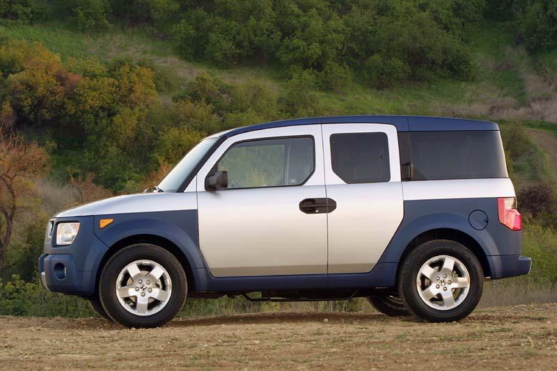 2003 Honda Element Image Photo 18 Of 26