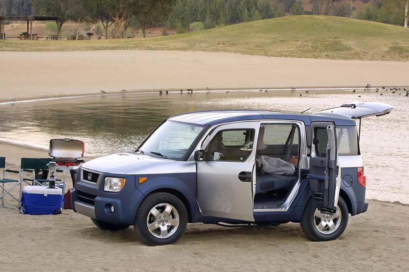 2003 Honda Element Image Photo 10 Of 26