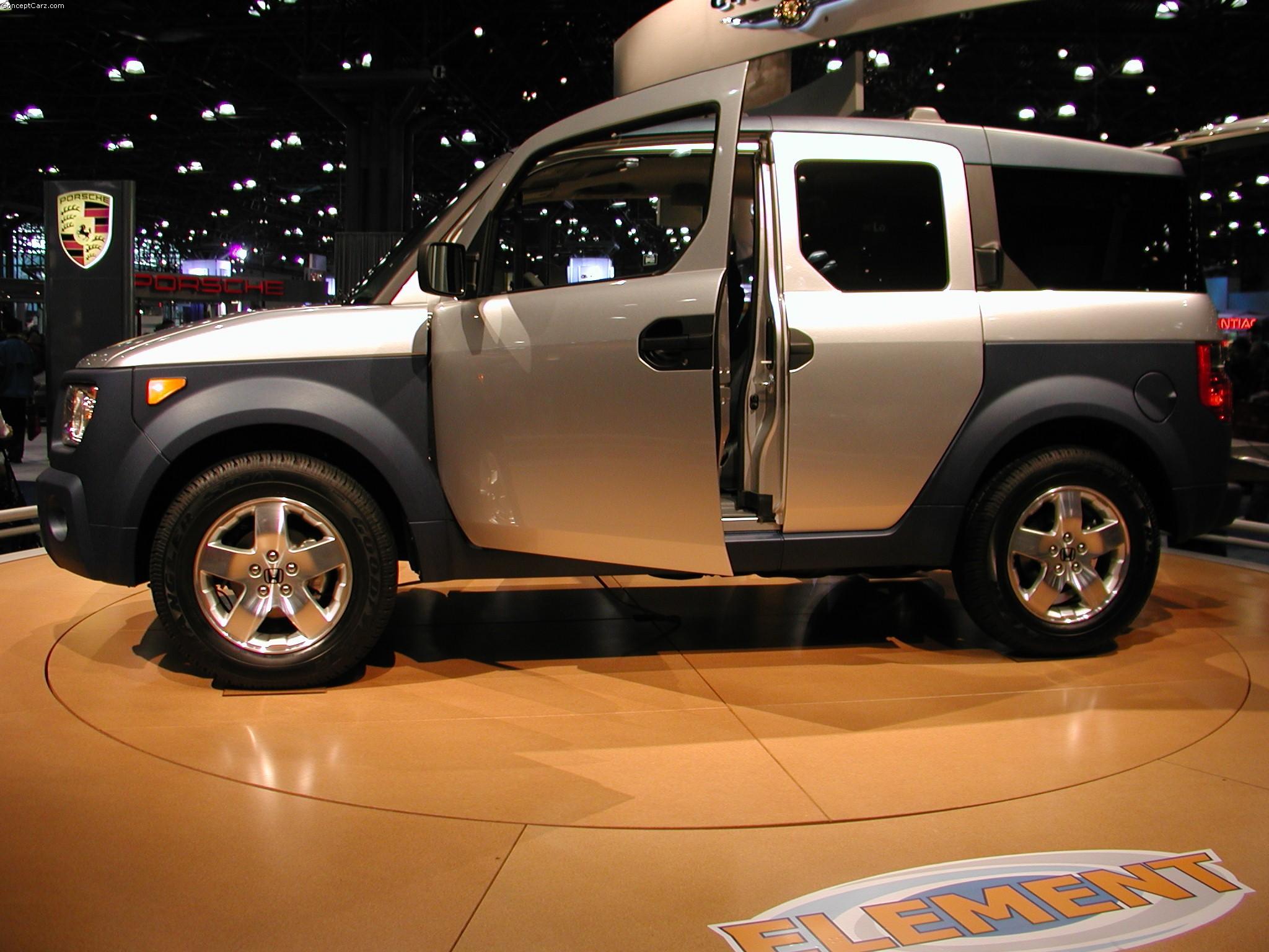 2003 Honda Element | conceptcarz.com